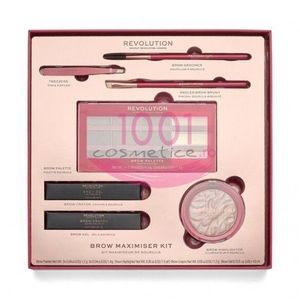MAKEUP REVOLUTION LONDON BROW MAXIMISER KIT imagine