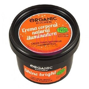 ORGANIC KITCHEN CREMA DE CORP CU EFECT RADIANT imagine