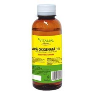 Apa Oxigenata 3% Vitalia, 200ml imagine