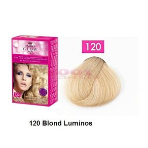 KALLOS GLOW VOPSEA DE PAR BLOND LUMINOS 120 imagine