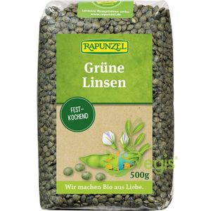 Linte Verde Ecologica/Bio 500g imagine