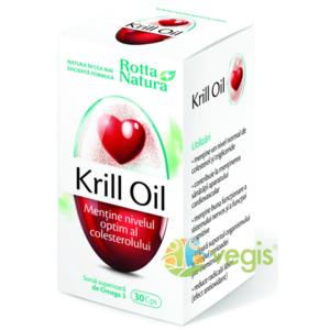 Krill Oil 30cps imagine