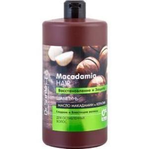 Sampon Regenerant cu Ulei de Macadamia si Cheratina pentru Par Fragil si Deteriorat Dr. Sante, 1000ml imagine