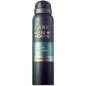 Deodorant, Dove Men +Care, Clean Confort, 150 ml imagine