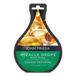 Masca tratament pentru par deteriorat JOHN FRIEDA Miracle Drops Damage Repairing Hair Mask, 25 ml imagine