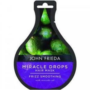 Masca tratament pentru par rebel JOHN FRIEDA Miracle Drops Avocado Oil Hair Mask, 25 ml imagine