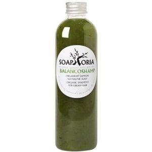 Soaphoria Hair Care sampon lichid organic pentru par gras imagine