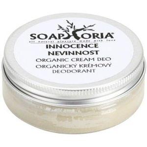 Soaphoria Innocence crema deo organica imagine