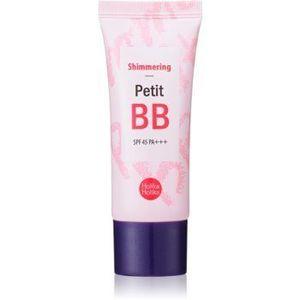 Holika Holika Petit BB Shimmering crema BB cu efect de iluminare SPF 40 imagine