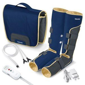 Aparate pentru masaj limfatic - albastru/gri/galben - Mărimea 850x235x50mm imagine