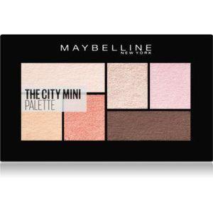 Maybelline The City Mini Palette paletă cu farduri de ochi imagine
