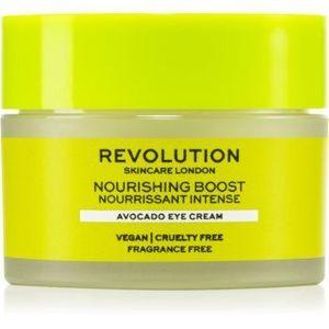 Revolution Skincare Boost Nourishing Avocado crema hranitoare ochi imagine