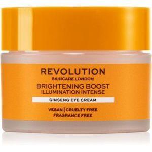 Revolution Skincare Boost Brightening Ginseng crema de ochi iluminatoare imagine