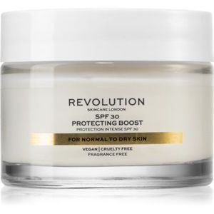 Revolution Skincare Moisture Cream crema hidratanta pentru ten uscat SPF 30 imagine
