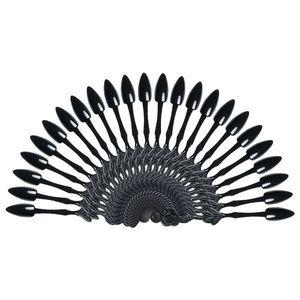 Paletar Unghii Crown 24 pozitii pentru exersare si expunere, negru, inel imagine