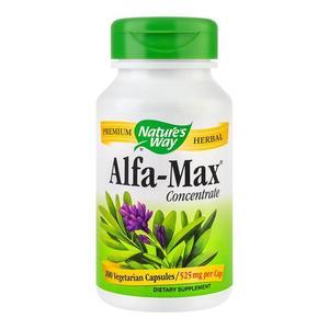 Alfa-Max 100 capsule vegetale Nature's Way, natural, Secom imagine