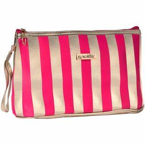 Portfard Travel Pink & Gold LUXORISE, Elite imagine