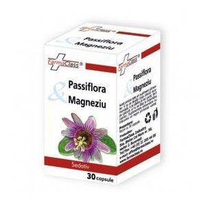 Passiflora, 30 capsule imagine