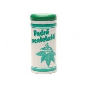 Pudra mentolata, 75 grame imagine