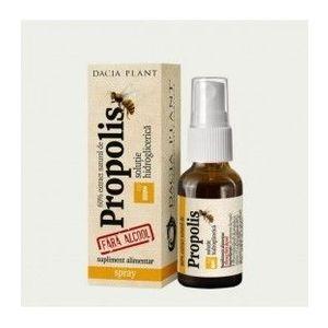 Tinctura de propolis fara alcool spray, 20 ml imagine