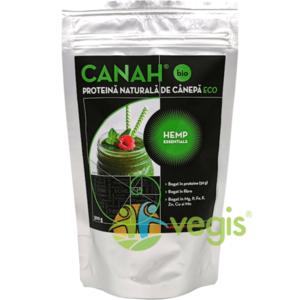 Pudra Proteica de Canepa Ecologica/Bio 300g imagine