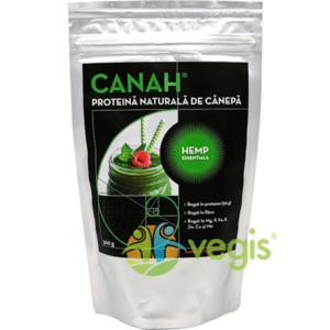 Pudra Proteica (Proteina naturala) de Canepa 300g imagine