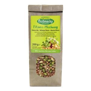 Amestec Fitness de seminte pentru germinat, Rapunzel BioSnacky, bio, 200 g, ecologic imagine