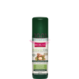 BIOBLAS ARGAN OIL LIQUID CONDITIONER BALSAM imagine