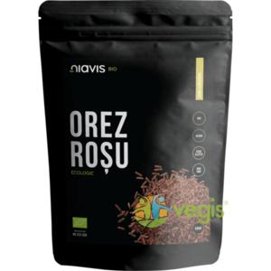 Orez Rosu Ecologic/Bio 500g imagine