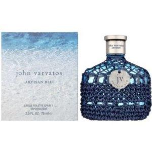 John Varvatos Artisan Blu Eau de Toilette pentru bărbați imagine