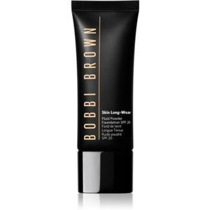 Bobbi Brown Skin Long Wear Fluid Powder Foundation machiaj lichid cu un finisaj mat SPF 20 imagine