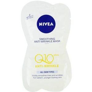 Nivea Visage Q10 Plus masca pentru netezire antirid imagine