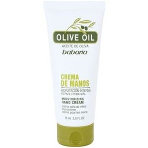Babaria Olive crema de maini cu ulei de masline imagine