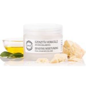 Crema Faciala Hidratanta cu Colagen pentru Ten Sensibil Yamuna, 50ml imagine