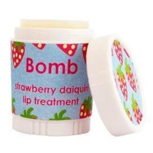 Balsam de buze tratament Strawberry Daiquiri Bomb Cosmetics 4.5 g imagine