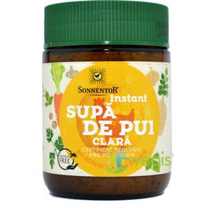 Supa Instant de Pui Ecologica/Bio 100g imagine