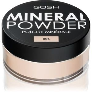 Gosh Mineral Powder pudra cu minerale imagine
