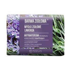 Sapun antibacterian cu levantica, 100 g, Barwa Cosmetics imagine
