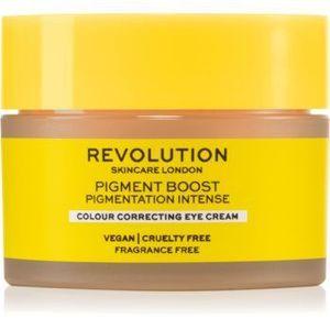 Revolution Skincare Boost Pigment cremă de ochi corectoare pentru cearcăne și riduri imagine