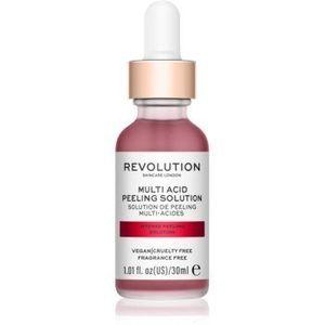 Revolution Skincare Multi Acid peeling de curățare profundă Cu AHA Acizi imagine