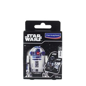 Hansaplast Plasturi 20 buc Star Wars imagine