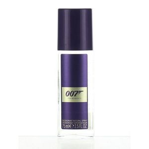 James Bond Spray natural femei 75 ml OO7 imagine