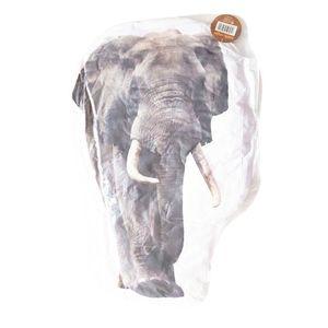 Perna decorativa 62 cm Elefant imagine
