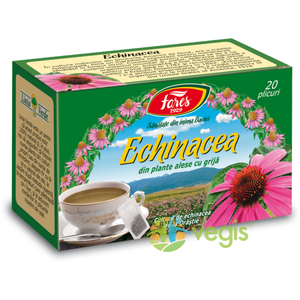 Ceai Echinacea 20dz imagine