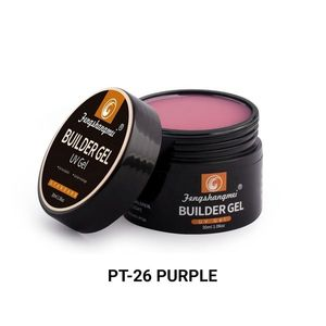 FSM GEL UV AUTONIVELANT 15ml - 26 PURPLE imagine
