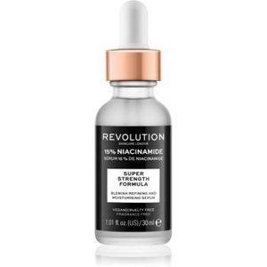 Revolution Skincare Niacinamide 15% ser hidratant pentru ten acneic imagine