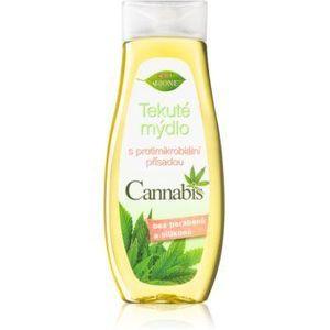 Bione Cosmetics Cannabis Săpun lichid pentru mâini antibacterial imagine