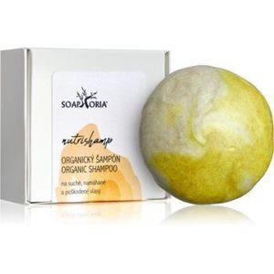 Soaphoria Hair Care șampon organic solid pentru păr uscat și deteriorat imagine