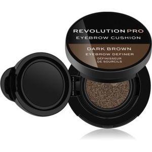 Revolution PRO Eyebrow Cushion vopsea pentru sprâncene, în burete aplicator imagine