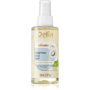 Delia Cosmetics Botanical Flow Coconut Water ceață facială tonică imagine